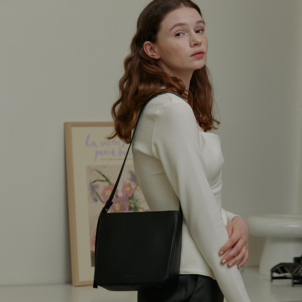 Judy Shoulder Bag_Black