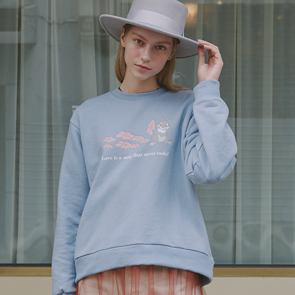 Flower Thumper Sweatshirt