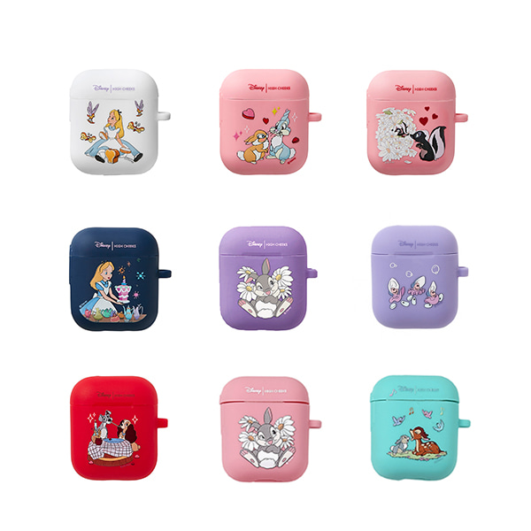 HIGH CHEEKS x Disney Airpod Case(1,2세대)