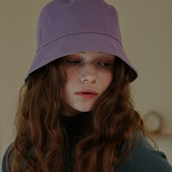 Reversible Bonnie Bucket Hat_5Colors