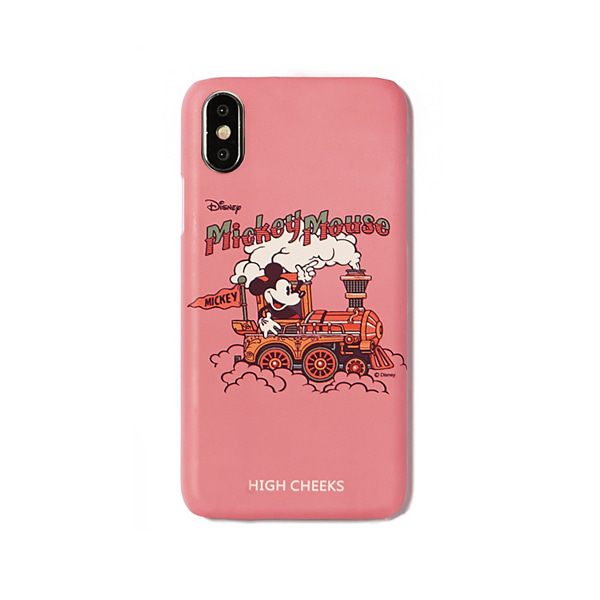 Traveling Mickey Phonecase