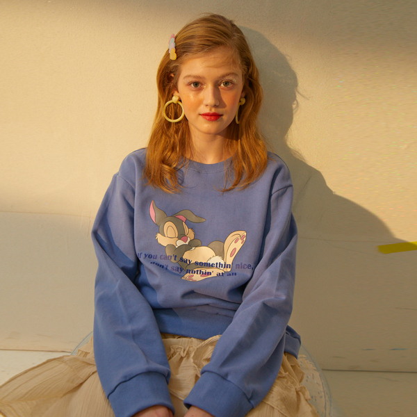 Sleeping Thumper Sweatshirt_2color