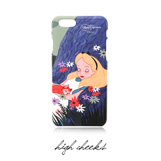 [Disney│high cheeks]Sleeping Time Alice Phone Case