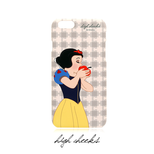 [Disney│highcheeks] Snow White n Apple Phone Case